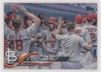 St. Louis Cardinals #/50