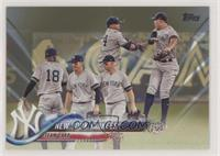 New York Yankees #/2,018