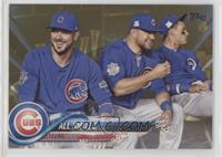 Chicago Cubs #/2,018