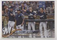 Milwaukee Brewers /190