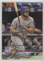 Mike Moustakas #/2,018
