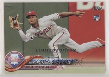 2018 Topps - [Base] - Topps Online Exclusive Limited Edition #226 - Nick Williams /2018