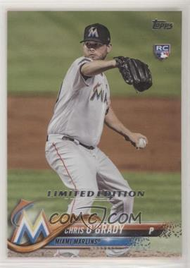 2018 Topps - [Base] - Topps Online Exclusive Limited Edition #531 - Chris O'Grady /2018