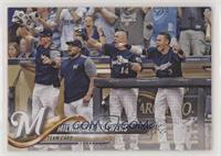Milwaukee Brewers #/99
