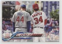 Who's on First? (Anthony Rizzo, Bryce Harper)