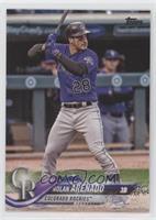 Nolan Arenado (Purple Jersey)