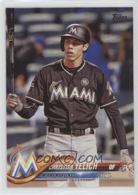 2018 Topps - [Base] #170 - Christian Yelich
