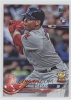 Rafael Devers (Batting)