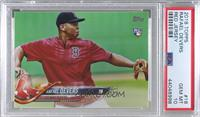 SP Variation - Rafael Devers (Warmup Shirt) [PSA 10 GEM MT]