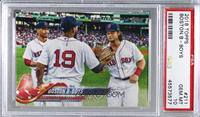 Boston Red Sox [PSA10GEMMT]