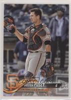 Buster Posey (Catching Gear)