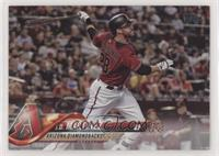 J.D. Martinez (Batting) [EX to NM]