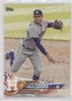 Carlos Correa (Throwing)