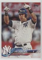 Gary Sanchez (Pinstripes)