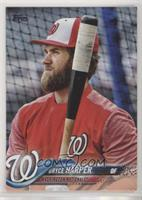 SP Variation - Bryce Harper (In Batting Cage)