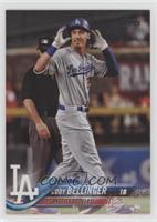 SSP Variation - Cody Bellinger (Grey Jersey)