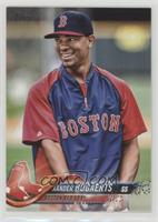 SP Variation - Xander Bogaerts (Warm-Up Jacket)