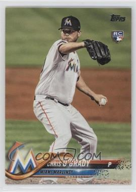 2018 Topps - [Base] #531 - Chris O'Grady