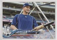SP Variation - Corey Seager (At Batting Cage, Should be #550)