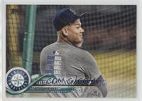 SP Variation - Felix Hernandez (Grey T-Shirt)