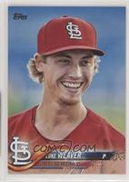 SP Variation - Luke Weaver (Smiling Close-Up)