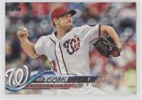 Base - Max Scherzer (Pitching)