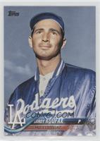 Legends Variation - Sandy Koufax