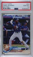 Amed Rosario (Batting) [PSA 10 GEM MT]