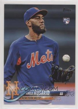 new product f1678 80fe8 2018 Topps - [Base] #63.2 - SP Variation - Amed Rosario ...