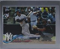Late Rookie Variation - Gleyber Torres (Bat Visible) [Mint]