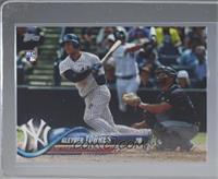 Late Rookie Variation - Gleyber Torres (Bat Visible) [Mint]