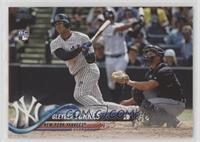 Late Rookie Variation - Gleyber Torres