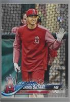 SP Variation - Shohei Ohtani (In Batting Cage)