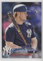 SP Variation - Clint Frazier (Blue Jersey)