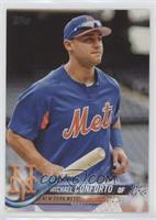 SP Variation - Michael Conforto (Blue Jersey)
