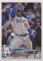 Yasiel Puig (Grey Uniform)