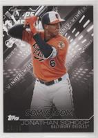 Jonathan Schoop [EX to NM] #/33