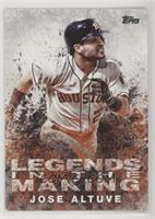 Jose Altuve [EX to NM]