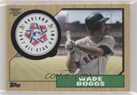 Wade Boggs #/99
