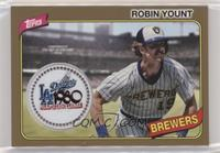 Robin Yount #/50