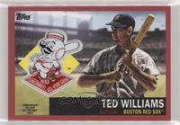 Ted Williams #17/25