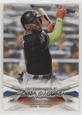 2018 Topps - MLB Awards #MLBA-43 - Marcell Ozuna