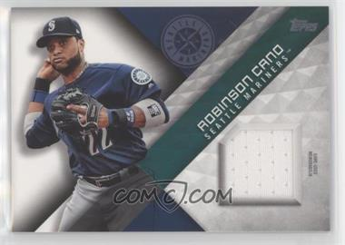 2018 Topps - Major League Material Series 1 #MLM-RC - Robinson Cano