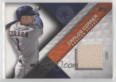 2018 Topps - Major League Material Series 2 #MLM-CC - Carlos Correa