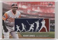 Adam Jones #/25