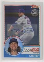 Update Series - Jacob deGrom #/30