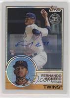 Update Series - Fernando Romero #48/99