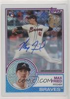 Series 1 - Max Fried #/199