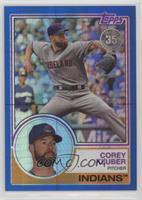 Update Series - Corey Kluber /150