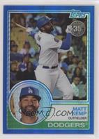 Update Series - Matt Kemp #/150